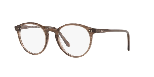 POLO RALPH LAUREN PH2083 STRIPPED BROWN