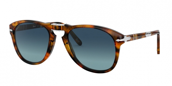 PERSOL PO0714M Steve McQueen Limited Edition CAFFE HAVANA / BLUE GRADIENT
