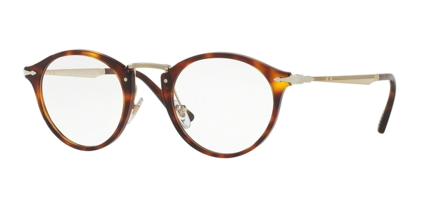 3ca410e7803 Persol Prescription Glasses PO3167V 24 49 22