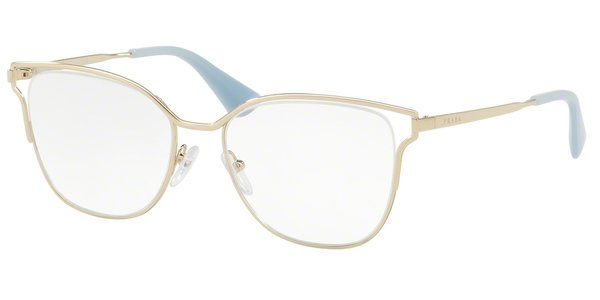 3ae2ce9ef13 Prada Prescription Glasses PR 54UV ZVN1O1