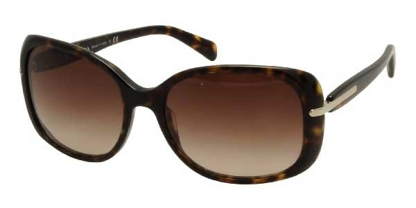 PRADA PR 08OS HAVANA BROWN GRADIENT