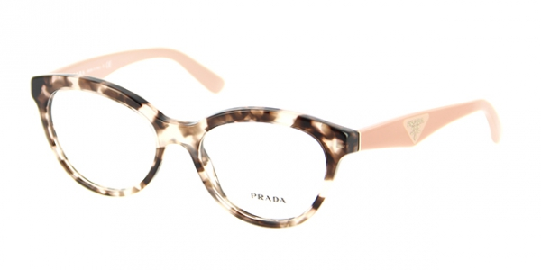 757879878c4 Prada Prescription Glasses PR 11RV ROJ1O1