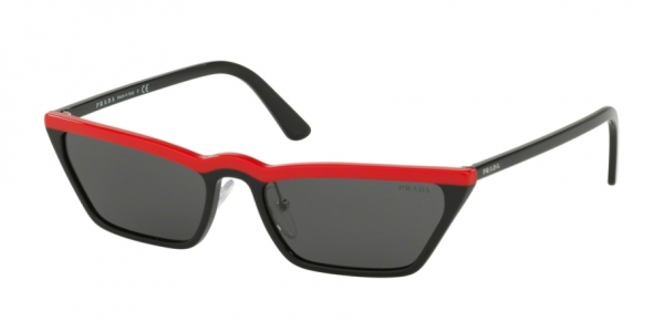 PRADA PR 19US RED BLACK