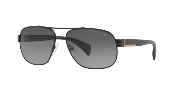 PRADA PR 52PS MATTE BLACK