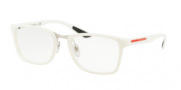 PRADA LINEA ROSSA PS 06LV WHITE RUBBER