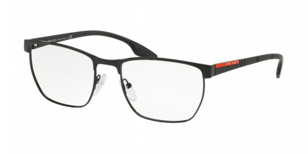 PRADA LINEA ROSSA PS 50LV BLACK