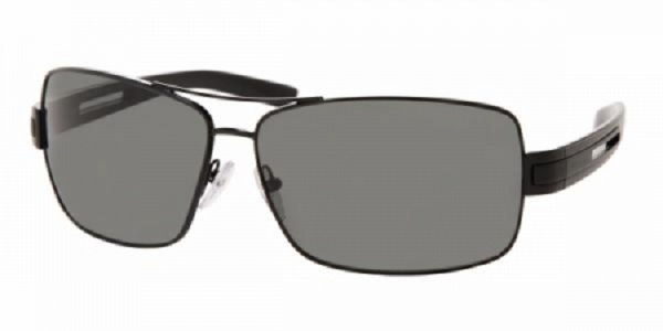 PRADA LINEA ROSSA PS 54IS MATTE BLACK+BLACK RUBB. GRAY