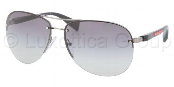 98035978b77 Prada Linea Rossa Sunglasses PS 56MS 5AV3M1 62 14