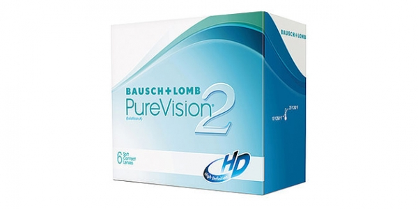 BAUSCH & LOMB PUREVISION 2 HD C3