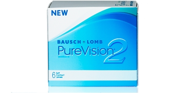 BAUSCH & LOMB PUREVISION 2 HD C6