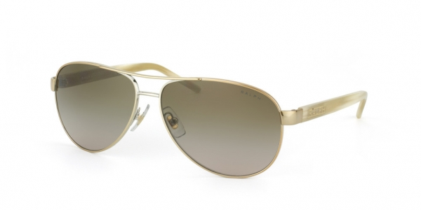 RALPH RA4004 GOLD-CREAM/BROWN GRADIENT