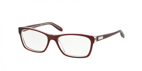 RALPH RA7039 TRASPARENT RED