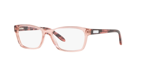 RALPH RA7039 DARK TRANSPARENT PINK