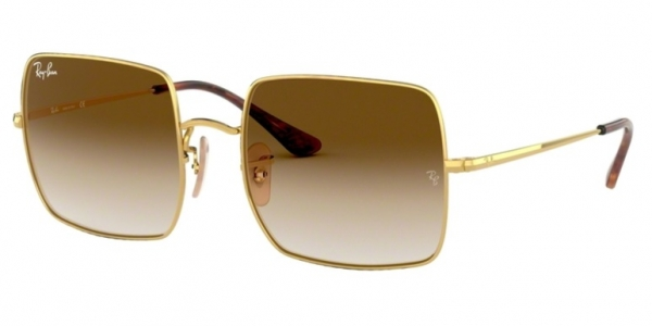 RAY-BAN SQUARE RB1971 GOLD