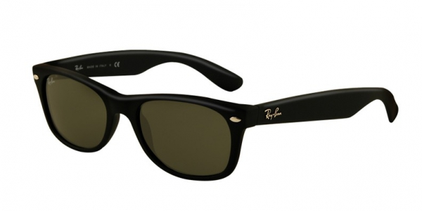 94350180039 RAY-BAN New Wayfarer RB2132 622 58 MATTE BLACK