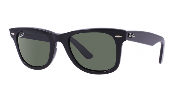 ray ban wayfarer rb2140 polarized  Ray-Ban Original Wayfarer RB2140 901/58 50/22 Sunglasses