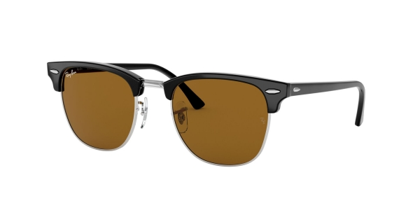 RAY-BAN RB3016 CLUBMASTER BLACK