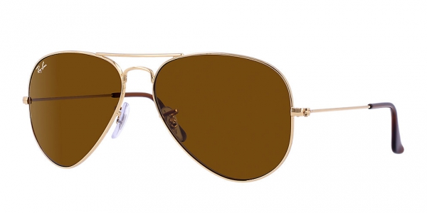 ray ban rb3025 aviator  Ray-Ban Aviator Large Metal RB3025 001/33 55/14 Sunglasses ...
