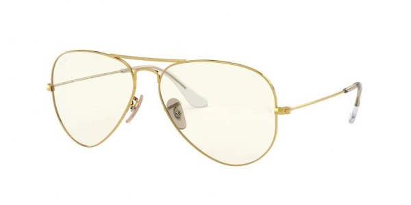 RAY-BAN RB3025 AVIATOR LARGE METAL ARISTA