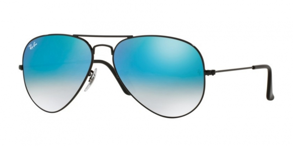ray ban unisex rb3025 large metal  ray ban rb3025 aviator large metal shiny black