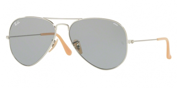 RAY-BAN RB3025 AVIATOR LARGE METAL SILVER