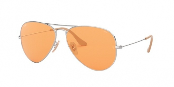 dbbc1e48d65 RAY-BAN Aviator Large Metal RB3025 9065V9 SILVER