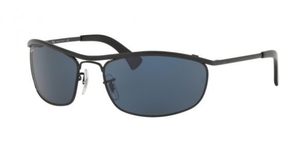 RAY-BAN RB3119 OLYMPIAN TOP BLACK DEMISHINY/BLACK