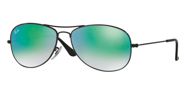 e1a2d56167 RAY-BAN Cockpit RB3362-002 4J SHINY BLACK
