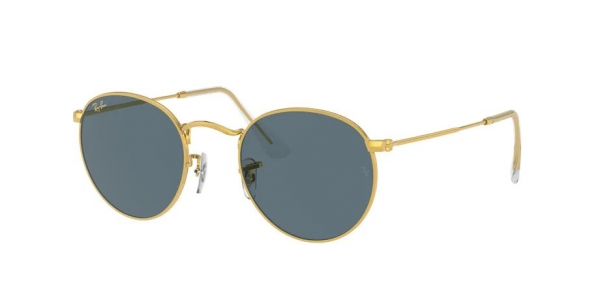RAY-BAN RB3447 ROUND METAL LEGEND GOLD