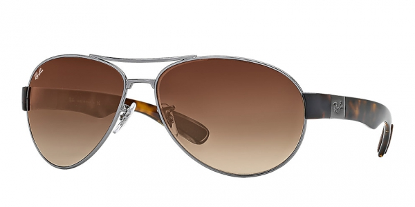 c66ce99e93d RAY-BAN RB3509 GUNMETAL BROWN GRADIENT