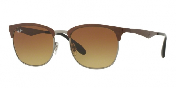 39b893fea7 RAY-BAN RB3538 TOP BROWN ON GUNMETAL