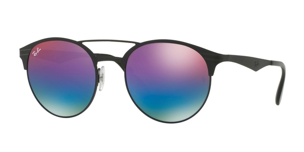 0cca940cd99 RAY-BAN RB3545 186 B1 BLACK MATTE BLACK
