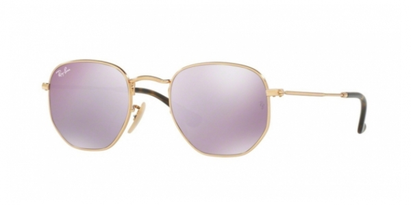 RAY-BAN HEXAGONAL RB3548N GOLD