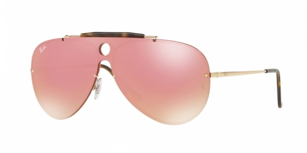 RAY-BAN Blaze Shooter RB3581N 001/E4