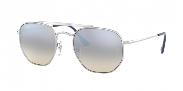 4e9b2250e1f RAY-BAN The Marshal RB3648 003 9U SILVER