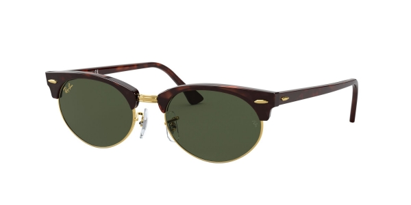 RAY-BAN Clubmaster Oval RB3946 130431