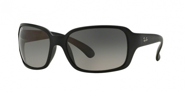 RAY-BAN RB4068 MATTE BLACK
