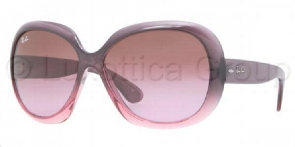 2b96867f99 RAY-BAN Jackie Ohh Ii RB4098 863 14 GRADIENT GREY BROWN GRADIENT
