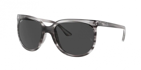 RAY-BAN RB4126 CATS 1000 STRIPED GREY HAVANA