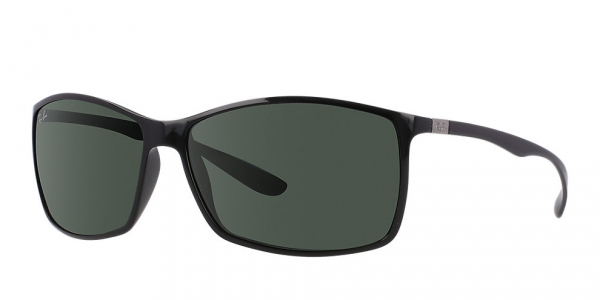 61e815b0fe5 RAY-BAN Liteforce Tech RB4179 601 71 BLACK CRISTAL GREEN