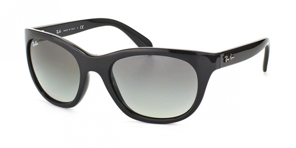3ae4198743 RAY-BAN RB4216 BLACK GREY GRADIENT