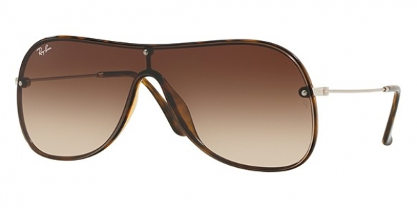 RAY-BAN BLAZE RB4311N LIGHT HAVANA