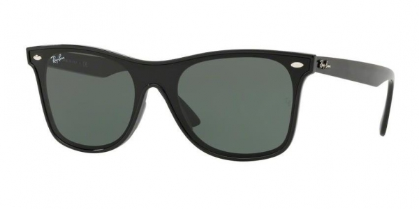 RAY-BAN BLAZE WAYFARER RB4440N BLACK