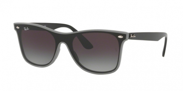 RAY-BAN BLAZE WAYFARER RB4440N GREY DEMISHINY