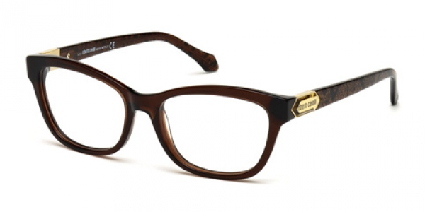 a42cce17bf Roberto Cavalli RC0810 DARK BROWN / OTHER 050