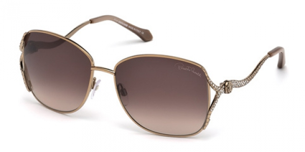 ROBERTO CAVALLI RC887S SHINY LIGHT BRONZE/BROWN GRADIENT
