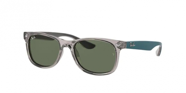 RAY-BAN JUNIOR RJ9052S TRANSPARENT GREY