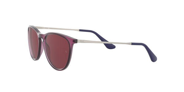 RAY-BAN JUNIOR RJ9060S RUBBER TRASPARENT FUXIA