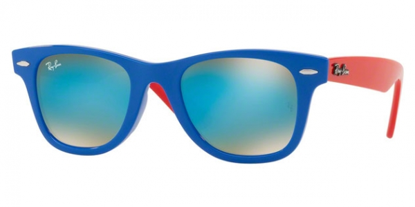 RAY-BAN JUNIOR JUNIOR WAYFARER RJ9066S BLUE