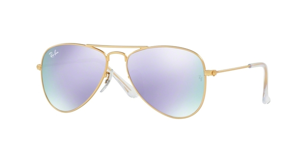 RAY-BAN JUNIOR JUNIOR AVIATOR RJ9506S MATTE GOLD